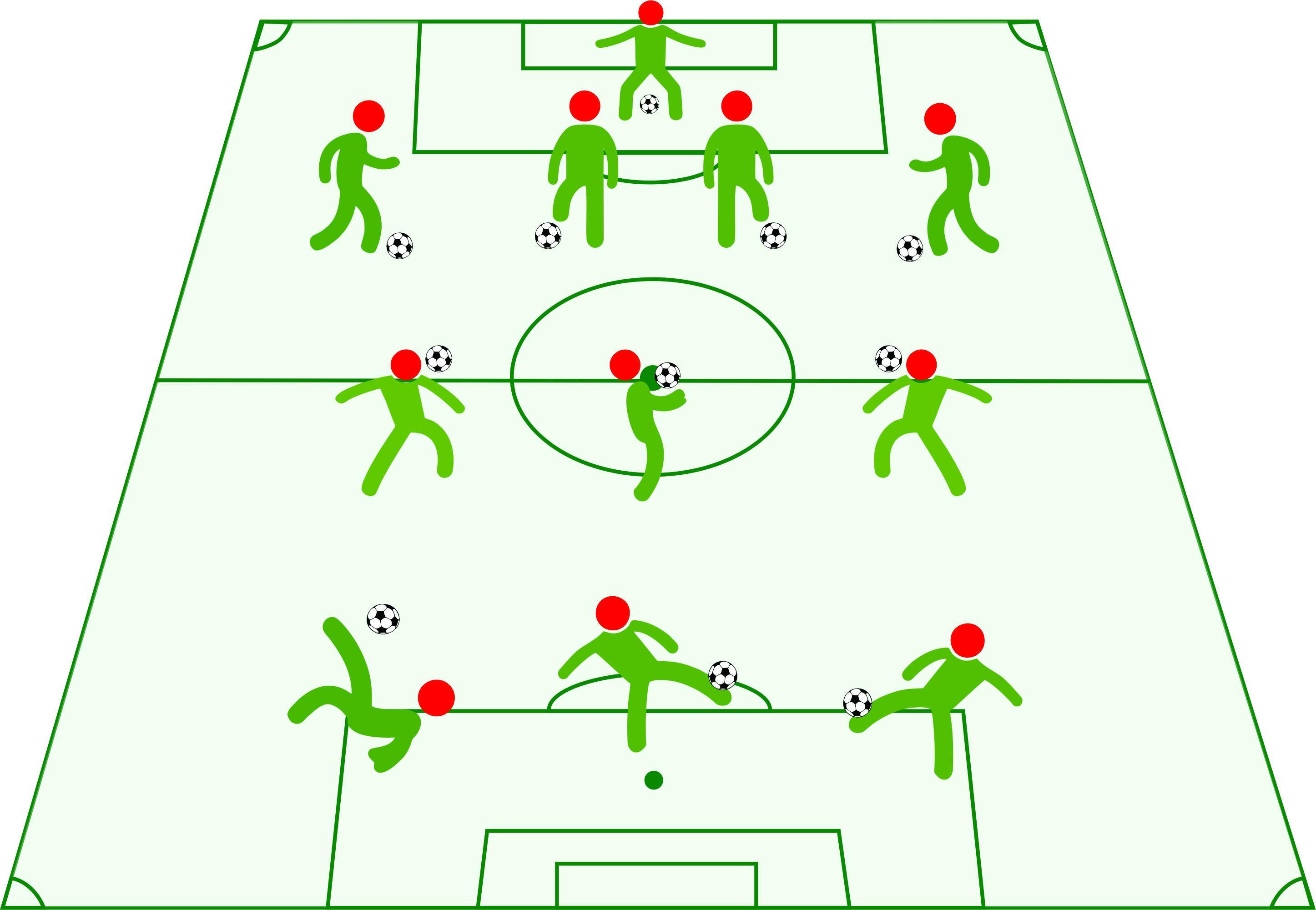 Peraturan Sepakbola (Pemain). Copyright: Grafis: Eli Suhaeli/INDOSPORT