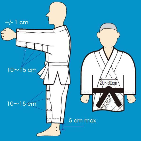 Peraturan Judo Copyright: istimewa