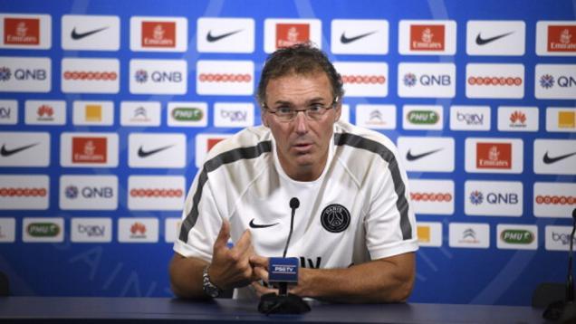 Laurent Blanc Kecewa Raih Hasil Imbang
