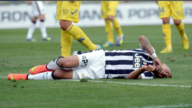 Vidal Dianggap Belum Fit 100 Persen
