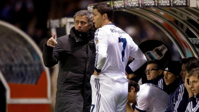 Mourinho Salahkan Ronaldo