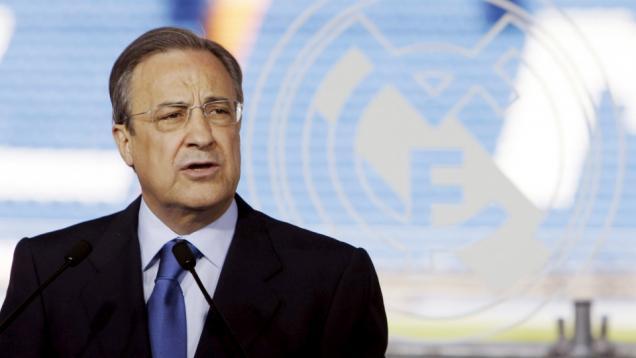 Fans Madrid Tuntut Florentino Perez Mundur
