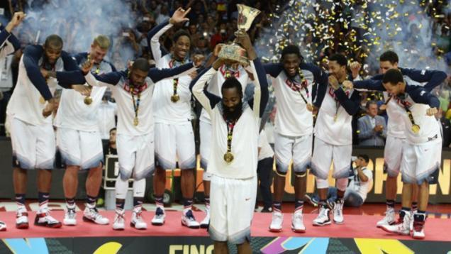 Bekuk Serbia, Tim Basket AS Juara Piala Dunia 2014