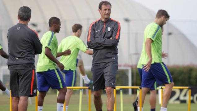 Malmo Peras Kelelahan Juventus