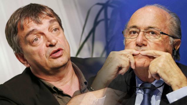 Mantan Diplomat Tantang Blatter di Pemilu Presiden FIFA