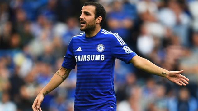Gabung Chelsea, Fabregas