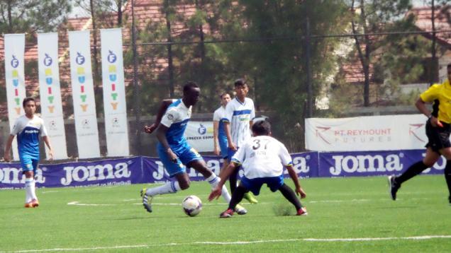 Persib Benamkan Tim Porda Bandung 3-1