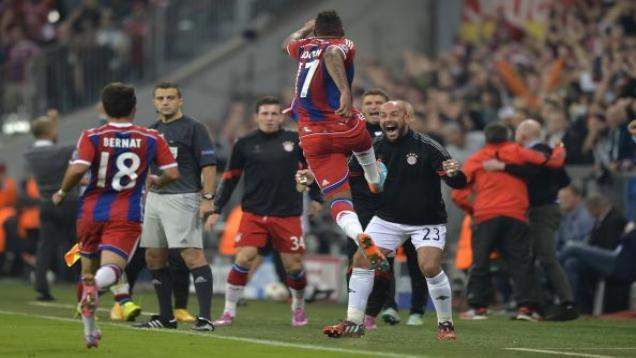 Bekuk City, Bayern Torehkan Rekor Baru