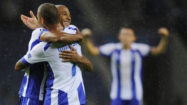 Enam Gol Porto Hancurkan Borisov