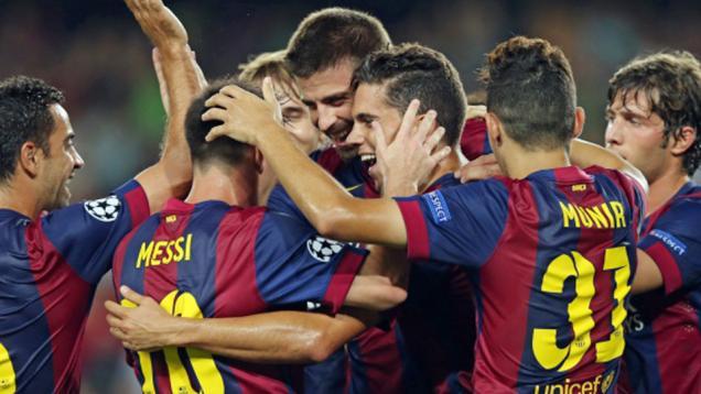 Xavi: Barcelona Sudah Maksimal