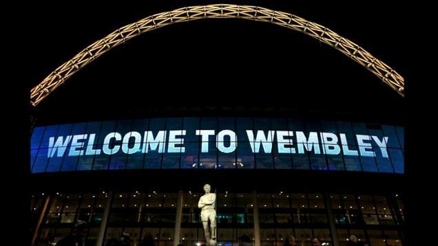 Wembley Gelar Final Euro 2020