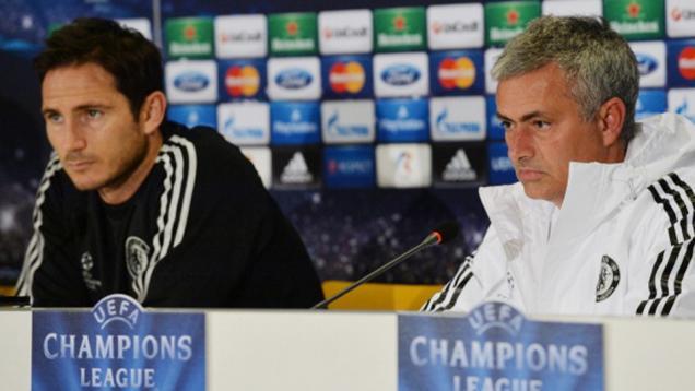 Mou: Lampard Cocok Jadi Pelatih Chelsea