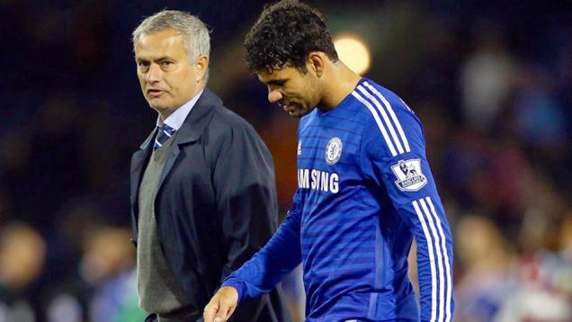 Kondisi Tidak Fit, Mourinho Paksa Costa Bermain