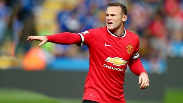 Van Gaal Isyaratkan Tukar Posisi Rooney