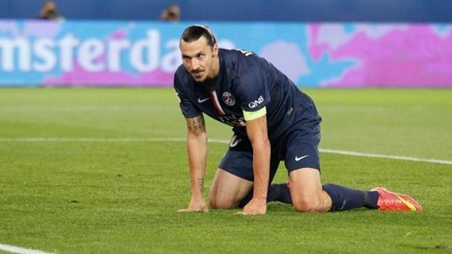 Tanpa Ibrahimovic, PSG Yakin Tekuk Barca
