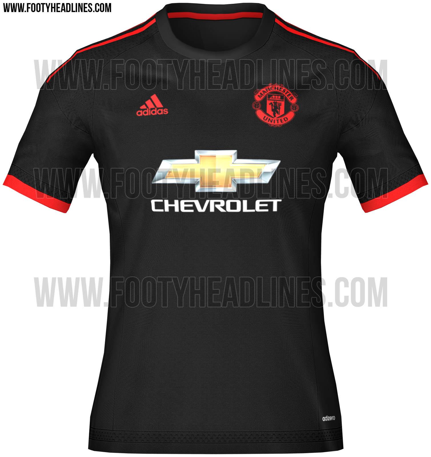 new product 520cd ad5e3 Ini Jersey Baru Manchester United? - INDOSPORT