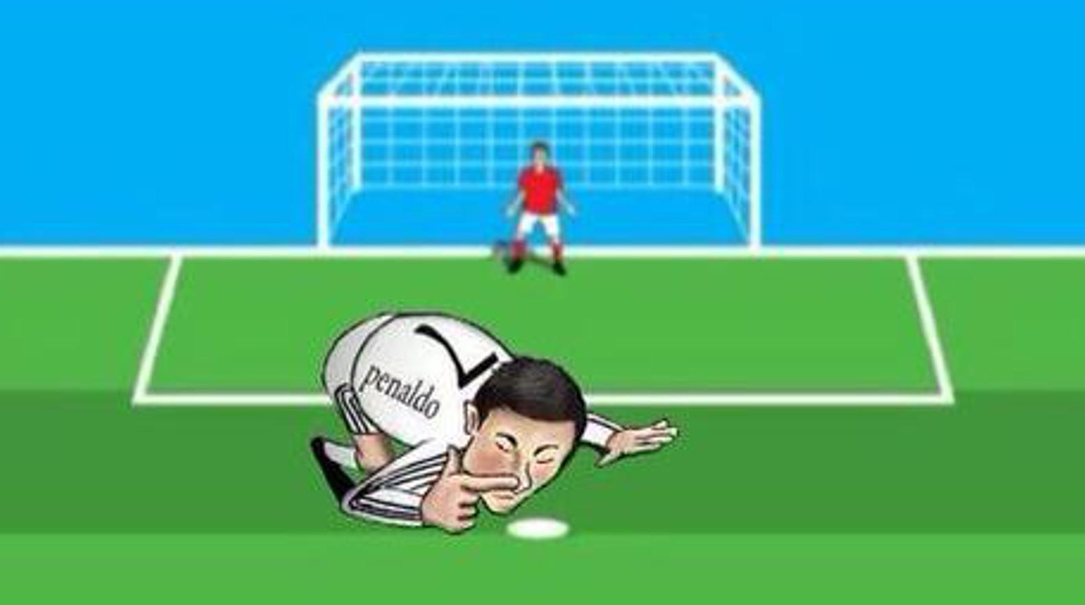 Meme Lucu Di Babak I Real Madrid Vs Juventus INDOSPORT