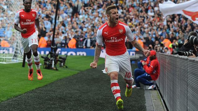 Kontrak Baru, Arsenal Siapkan Wilshere Gaji Rp2,85 Miliar