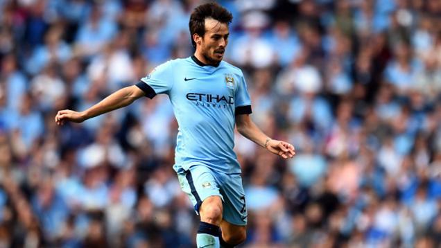Man City Tanpa Silva di Laga Derby