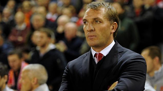 Rodgers Bidik Zona 4 Besar Untuk Liverpool
