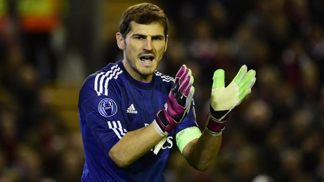 Iker Casillas Catat Rekor Liga Champions