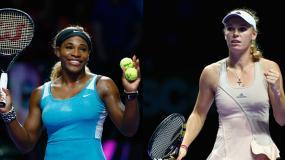 Ke Semifinal, Serena Williams Kokohkan Posisi Puncak Dunia