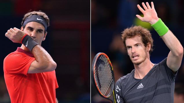 Federer dan Murray Tembus Babak Ketiga