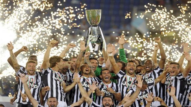 Juventus Lawan Napoli di Doha