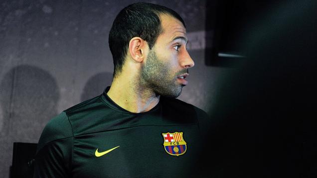 Mascherano Jadi Pemain Terbaik Barcelona