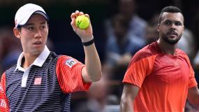 Ke ATP Finals, Nishikori Torehkan Sejarah Baru