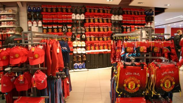 Jersey Bale Ditolak Toko Resmi Man United