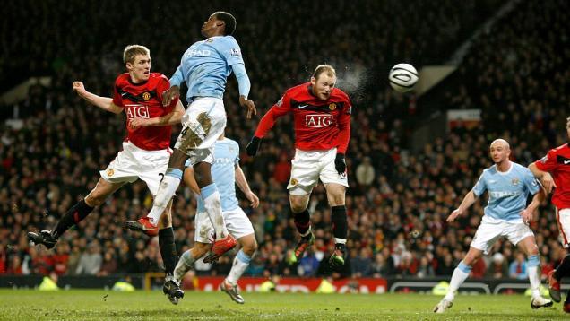 Inilah 5 Top Skorer di Laga Derby Manchester