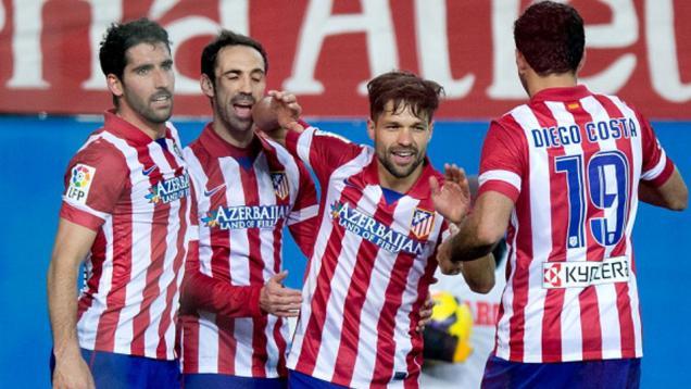 Atletico Madrid 2-2 L'Hospitalet: Atletico Lolos ke Perdelapan Final
