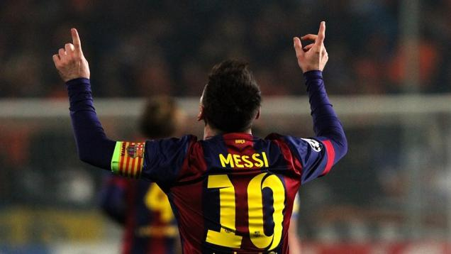 Lionel Messi Cuek Rekor Gol