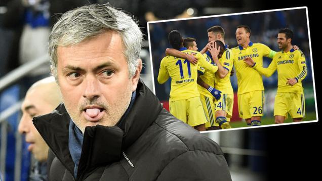 Bantai Schalke, Chelsea Merasa Abnormal