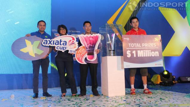 Axiata Cup 2014, Ajang Menambah Jam Terbang