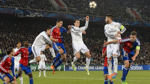 Real Madrid Perkasa di Fase Grup