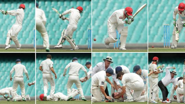 Pemain Kriket Australia Tewas Terkena Lemparan Bola