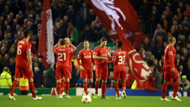 Liverpool Vs Chelsea  di Semifinal Piala Liga