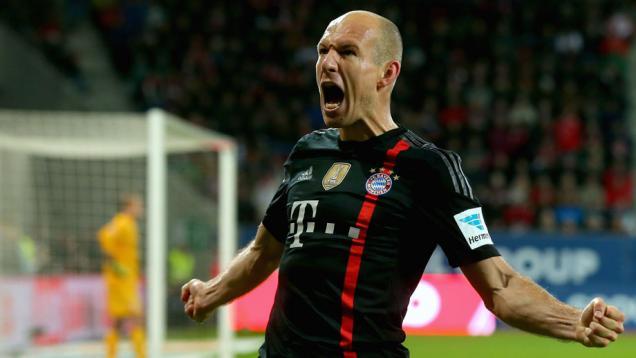 Mainz 1-2 Muenchen: Robben Menangkan Muenchen