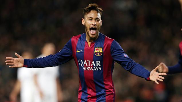 Performa Neymar Dekati CR7 dan Messi