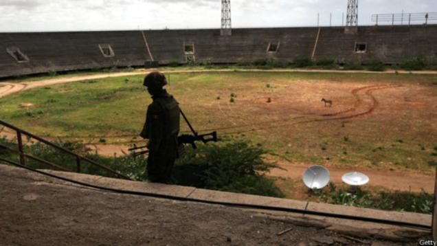Liga Sepakbola Somalia Bergulir Lagi