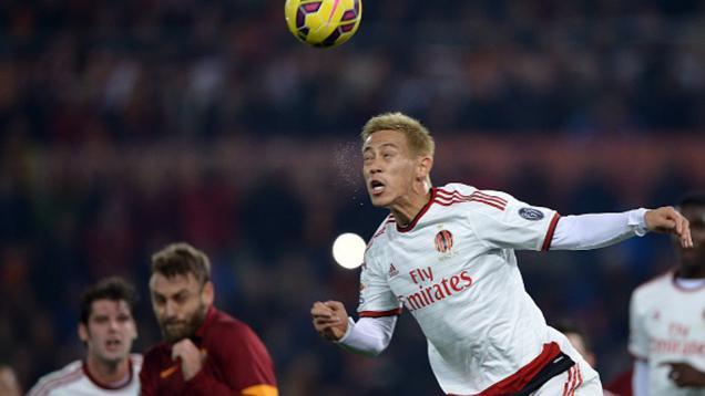 AS Roma 0-0 AC Milan: 10 Pemain Milan Imbangi Roma