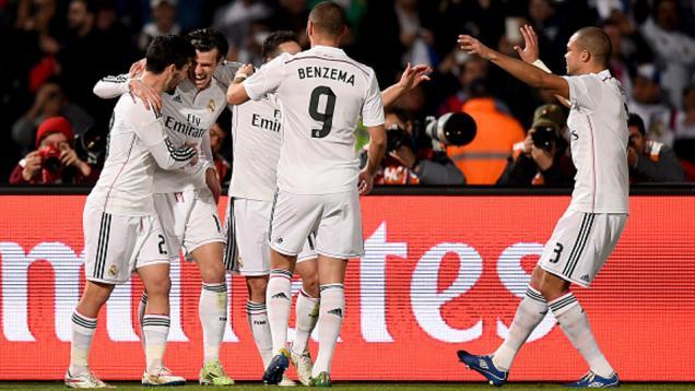 Real Madrid 2-0 San Lorenzo: Real Madrid Juara Dunia
