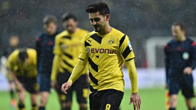 Dortmund Makin Terpuruk di Akhir Tahun