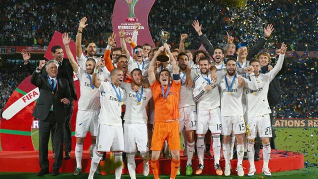 Rekor Madrid Diperkirakan Terus Bertambah