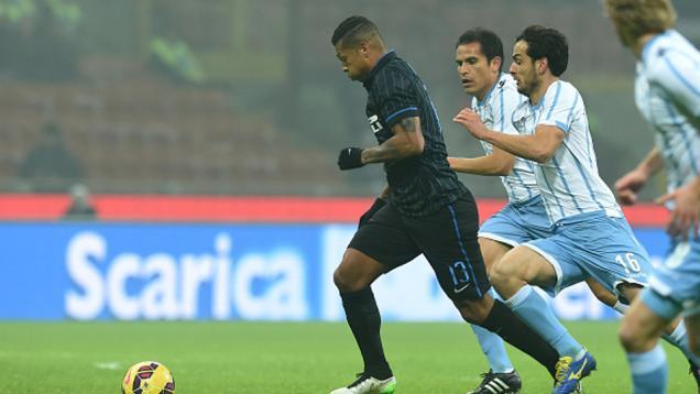 Inter Milan 2-2 Lazio: Tertinggal Dua Gol, Inter Bangkit di Babak Kedua