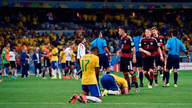 Inilah 10 Kejutan di Sepakbola Dunia Sepanjang Tahun 2014
