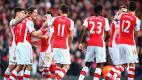 (VIDEO) Arsenal 2 - 0 Everton: Gunners Salip Red Devils