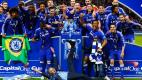 (VIDEO) Chelsea 2 - 0 Tottenham: Trofi Ketujuh Mourinho